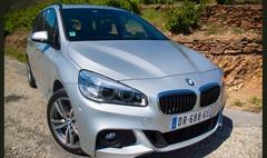 Essai BMW Gran Tourer : le premier monospace 7 places de BMW