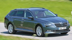 Skoda Superb Combi (2015) : Break surclassé