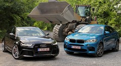 Essai Audi RS6 vs BMW X6 M : Sportivité alternative