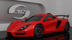 Sin R1 : la supercar germano-bulgare aux moteurs de Corvette