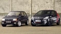 Essai Peugeot 205 GTi vs Peugeot 208 GTi : GTi… et je le reste