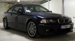 Marche arrière : La BMW M3 E46
