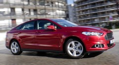 Essai Ford Mondeo 1.0 EcoBoost 125 Trend : Plaisir... des yeux