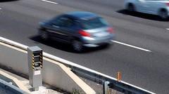 """Sécurité routière : un """"radar chantier"""" flashe deux fois par minute"""