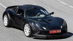 La future Alpine sort déguisée en Lotus