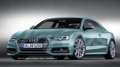 Nouvelle Audi A5 (2015) : premières infos sur le coupé Audi