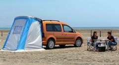"Volkswagen lance le Caddy ""Beach"""