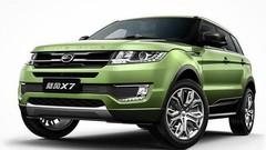 Landwind démarre la commercialisation de sa copie du Range Rover Evoque