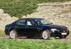 Essai Maserati Quattroporte : Quatre portes pour le paradis !
