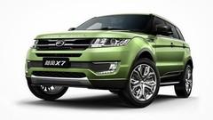 Landwind X7 : la copie du Range Rover Evoque vendue en Chine
