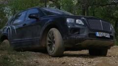 Le Bentley Bentayga en tout-terrain