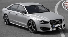 Audi S8 plus : 605 ch et 305 km/h !