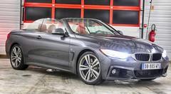 La BMW Série 4 Cabriolet bientôt en capote souple ?