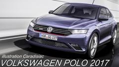 Une toute nouvelle Volkswagen Polo en 2017 !
