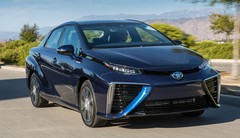 La Toyota Mirai arrive en Europe