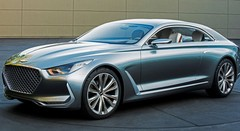 Hyundai Vision G Coupé : la future Genesis en filigrane