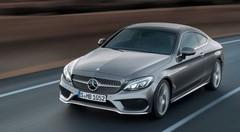 Mercedes Classe C Coupé : le sport en sécurité