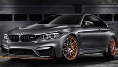 BMW M4 GTS, avec injection d'eau