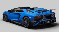 Lamborghini Aventador LP750-4 SV Roadster : Plein les oreilles !