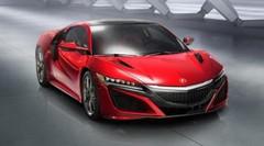 Honda : la NSX reportée au printemps 2016