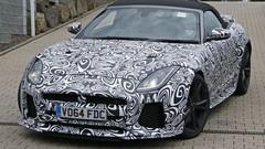 Jaguar F-Type R-S : Jusqu'à 600 chevaux ?