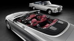 Mercedes Classe S Cabrio : nouveau teaser
