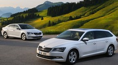 Skoda Superb Greenline : 1 780 km d'autonomie