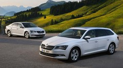 Skoda Superb Greenline 2015 : version efficiente pour le Salon de Francfort