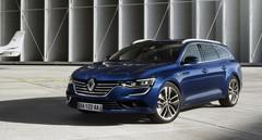 Renault Talisman Estate 2015 : photos & vidéo du nouveau break Renault