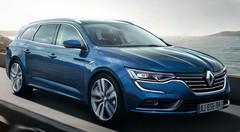 Renault Talisman Estate : La Talisman adopte un sac à dos