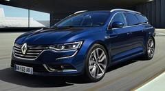Renault Talisman Estate 2016 : vidéo, photos et infos officielles