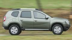 Gamme Dacia Duster (2015) : deux nouvelles motorisations