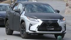 Scoop : Lexus TX, le RX à 7 places