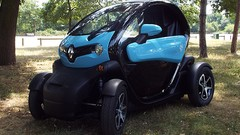 Prise en mains Twizy, la Renault incomparable