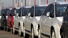 Les ventes de voitures neuves en France en hausse de 10 % en août