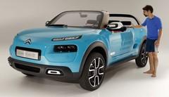 Citroën Cactus M : vidéo de la C4 Cactus qui se prend pour une Méhari