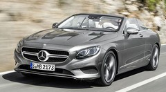 Mercedes Classe S Cabriolet