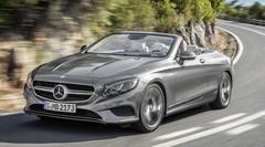 Cette nouvelle Classe S est le cabrio le plus luxueux de Mercedes !