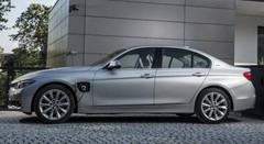BMW 330e (2015) : la Série 3 en mode hybride rechargeable