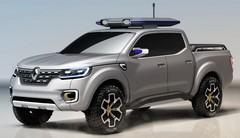 Renault Alaskan (2016) : le pick-up mondial de Renault en vidéo