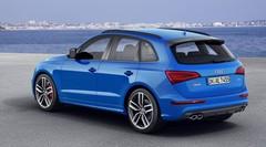 Audi SQ5 TDI Plus : il grimpe à 340 ch !