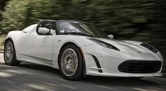 La nouvelle batterie de la Tesla roadster est disponible