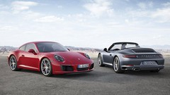 Porsche 911 Carrera Type 991 restylée
