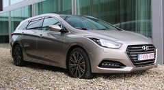 Essai Hyundai i40 1.7 CRDi DCT : Revue de détails