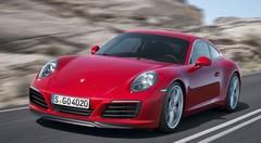 Porsche 911 et 911 cabriolet restylées 2016