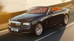 Nouvelle Rolls-Royce Dawn 2016 : le yacht roulant