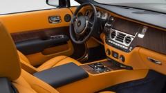 Rolls Royce Dawn: frisson érotique