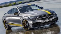 Mercedes-AMG C 63 Coupé Edition 1 : spectaculaire !