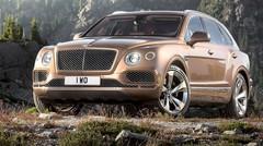 Bentley Bentayga : il sera aussi diesel et hybride