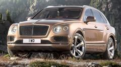 Bentley Bentayga: über SUV